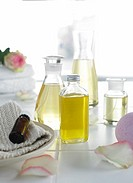 Beauty care oils