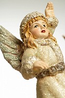 Christmas angel figure