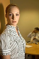 Portrait of a businesswoman (thumbnail)