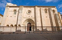La Magdalena church, Zamora. Castilla-Leon, Spain