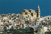 Italy - Sicily Region - Regalbuto - Mother Church of St. Basil