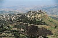 Italy - Sicily Region - Enna Calascibetta