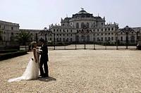 Turin, palazzina di caccia di Stupinigi, former Savoy hunting lodge designed by architect Juvarra