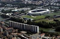 Toulouse, Haute Garonne departement, Garonne river