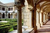 Its construction started in 1519. The church has late medieval remains and the cloister is one of the first examples of Portuguese proto-Renaissance. ...