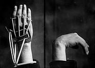 mutilazioni, protesi per mutilati di guerra, 1915_18