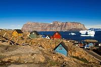 Uummannaq, Greenland,