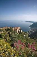 Eze, French Riviera, Cote d´Azur, France