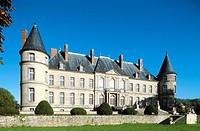 France. Meurthe-et-moselle. Haroue castle.