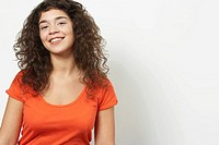 Young woman smiling (thumbnail)