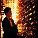 Business & professions, Restaurant, Food, Wine steward,
