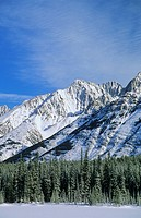 Opal Range, Kananaskis Country, Alberta, Canada
