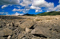Frank Slide National Historic Site, Alberta, Canada