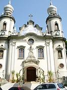 Nossa Senhora do Brazil church, São Paulo, Brazil