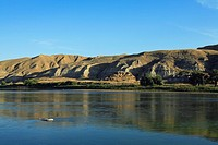 South Saskatchewan River, Sandy Point Park, Eastern Alberta, Canada