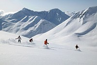 Skeena Mountain Range, British Columbia, Canada