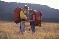 Kids Backpacking