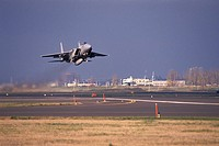 F15 Taking Off