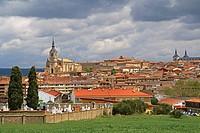 Spain. Castilla y Leon. Burgos. Lerma.