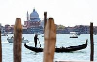 Góndola, Venecia,  Italia