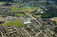 Aerial View, Victoria, BC