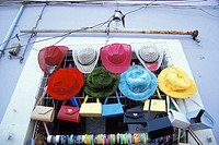 Hats for Sale in Guanajuato Mexico
