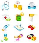 Various medical favors