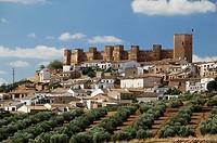 Baños de La Encina. Jaen province. Andalusia. Spain