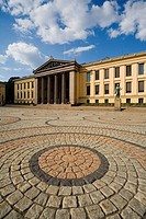 Oslo University. Norway