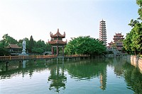 Xichan Temple, Fuzhou City, Fujian Province of People's Republic of China