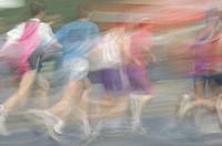 running sport Marathon zoomed