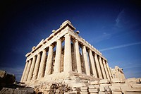 The Parthenon, Athens, Greece