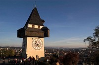Clock Tower, Graz, Austria