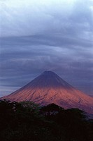 Arenal Volcano National Park. Costa Rica