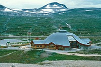 Arctic, Circla, Centre, on, Saltfjellet, near, Junkerdal, Nordland, Norway