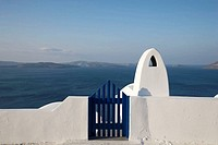 Greece. Cyclades Islands. Santorini. Oia.