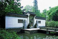 the Ancestral Hall,China