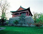 Wanghai Pavilion in State Guest House,Beijing
