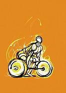 Illustration,Athlete