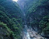 Swallow Grotto, Taroko Gorge Hualien Taiwan