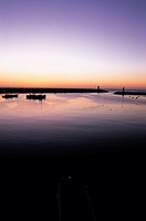 Sunrise,Namae Port,Gangwon,Korea