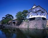 Shibata Castle, Nigata, Japan