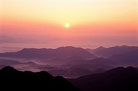 Mt. Daedunsan Provincial Park,Jeonbuk,Korea