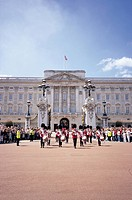 Buckingham Palace,London,England