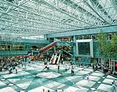 Airport,Sapporo,Hokkaido,Japan
