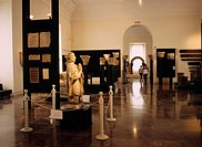 archaeological museum, Madrid, Spain, exhibits