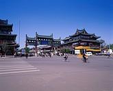 Zongdaiyu town, Kaifeng, Henan, China