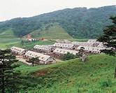 Cowshed,Daegwallyeong,Gangwon,Korea