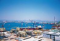Shipbuilding Industry,Ulsan,Korea