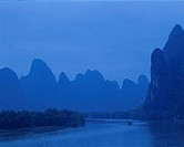 LiJiang River, Guilin, Guangxi, China